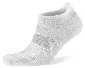 Hidden Dry Running Socks White