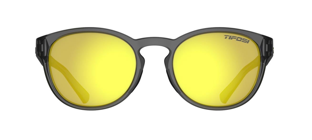 SVAGO | CRYSTAL VAPOR SMOKE YELLOW LENS