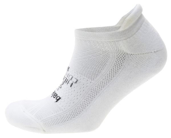Hidden Comfort Running Socks White