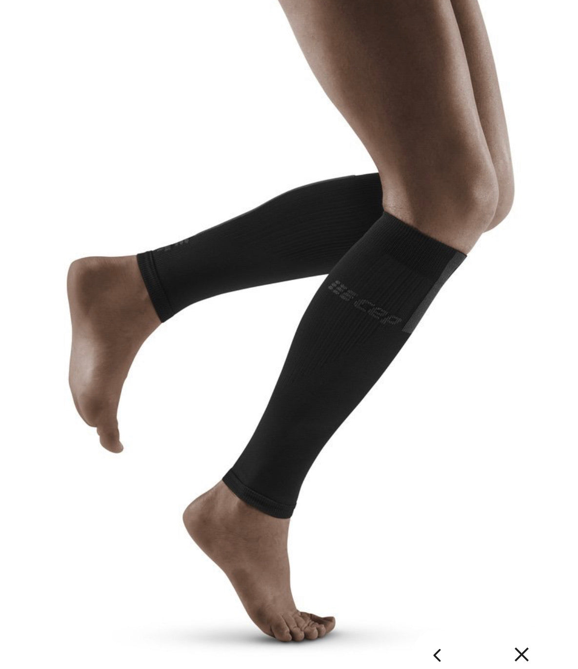 Women Compression Calf Sleeves 3.0 (Black)