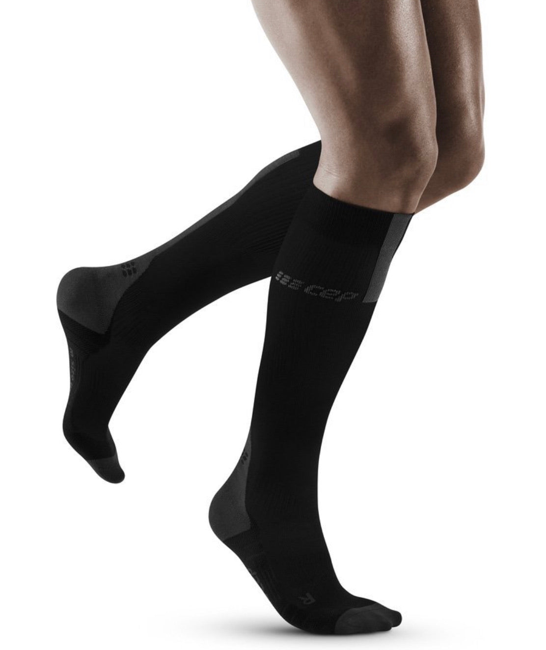 Men Tall Compression Socks 3.0 (Black)
