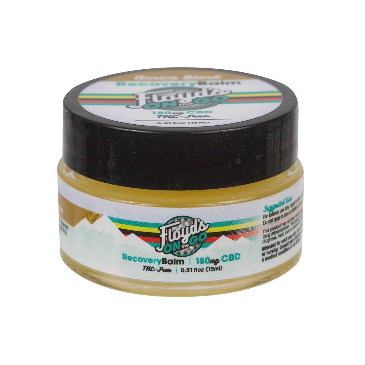 Arnica Balm: Isolate - 600mg