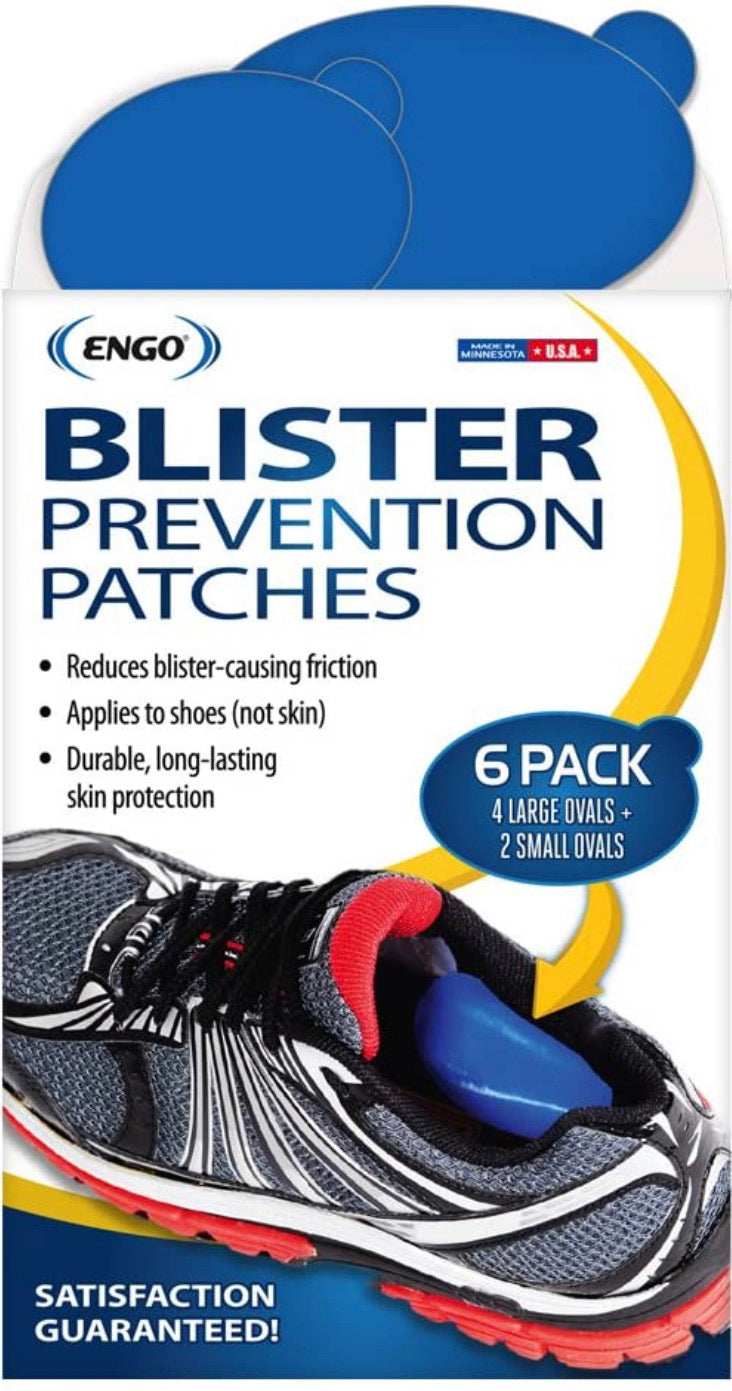 Oval Blister Patch (6 Pack) Mixed
