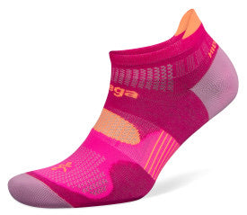 Hidden Dry Running Socks Electric Pink/Bubblegum Pink