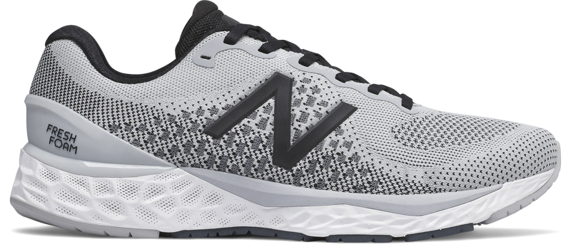 Men's 880 v10 (E - Light Aluminum/Black/Steel)