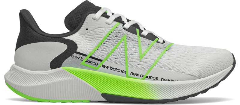 Men's FuelCell Propel v2 (LG - White/Energy Lime/Black)