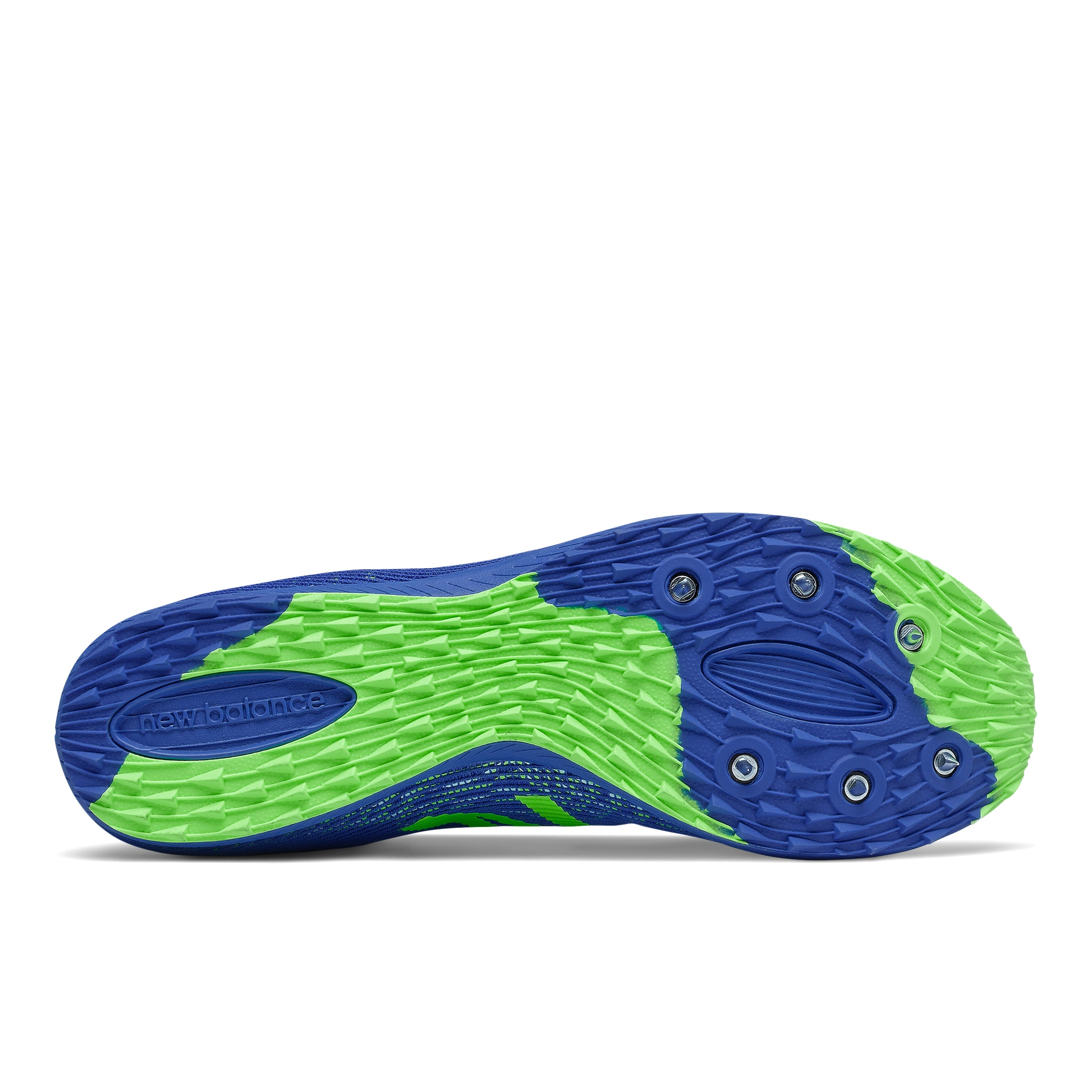 Men's XC Seven V3 (cobalt/energy lime)