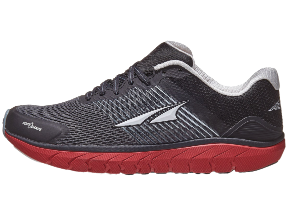 Men's Provision 4 (034 - black/gray/red)