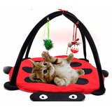 Pet Tent Toys Playing Bed