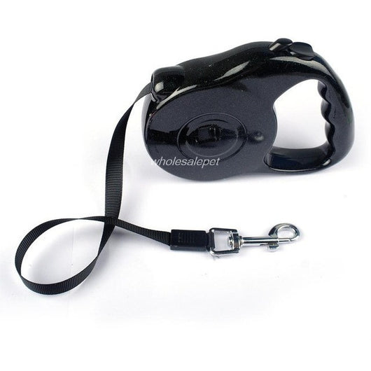 Retractable Dog Walking Leash Extending