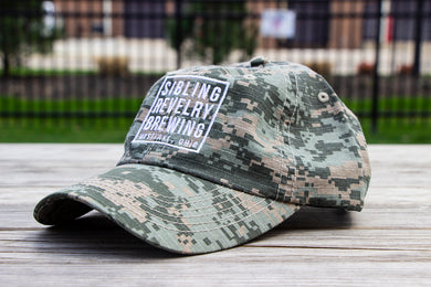 SRB Digital Camo Hat