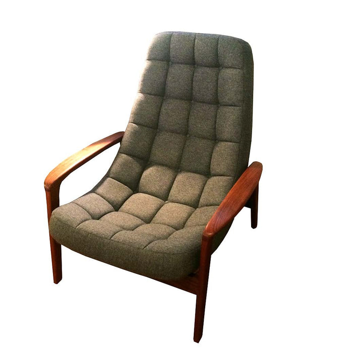 R. Huber & Co. Lounge Chair