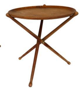Nils Trautner Folding Side Table