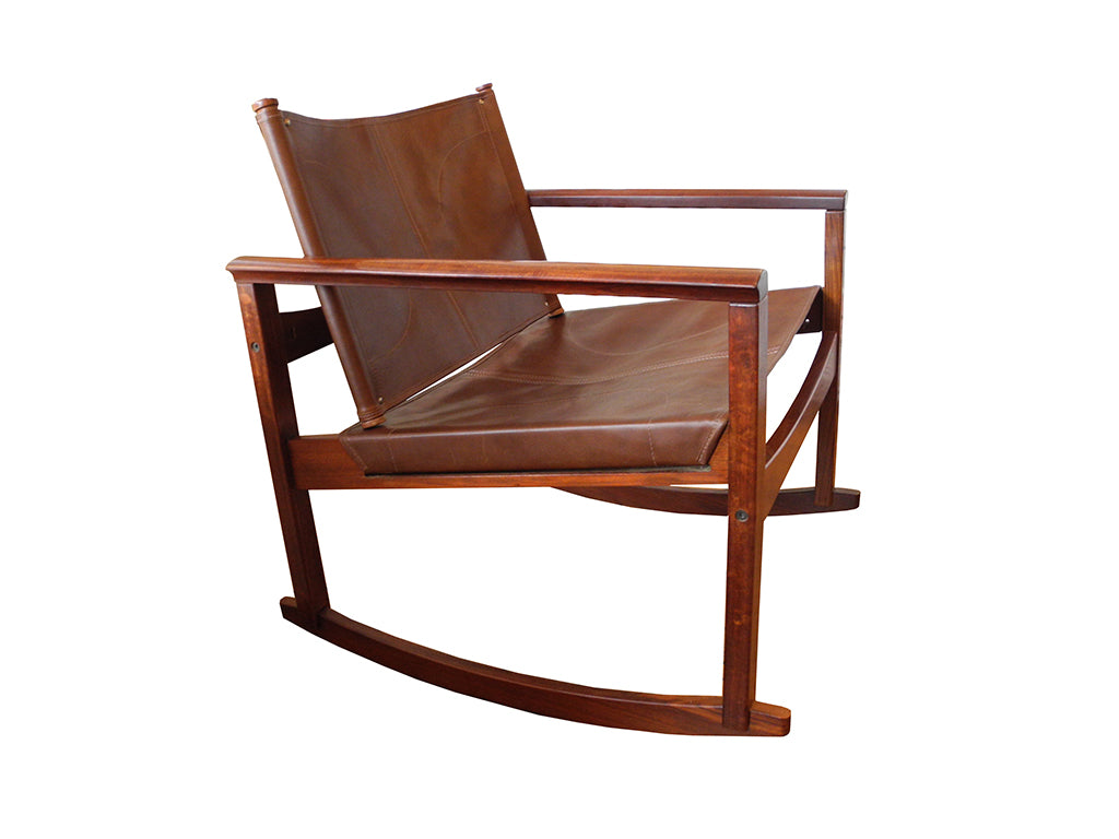 Peg Lev Rocking Chair