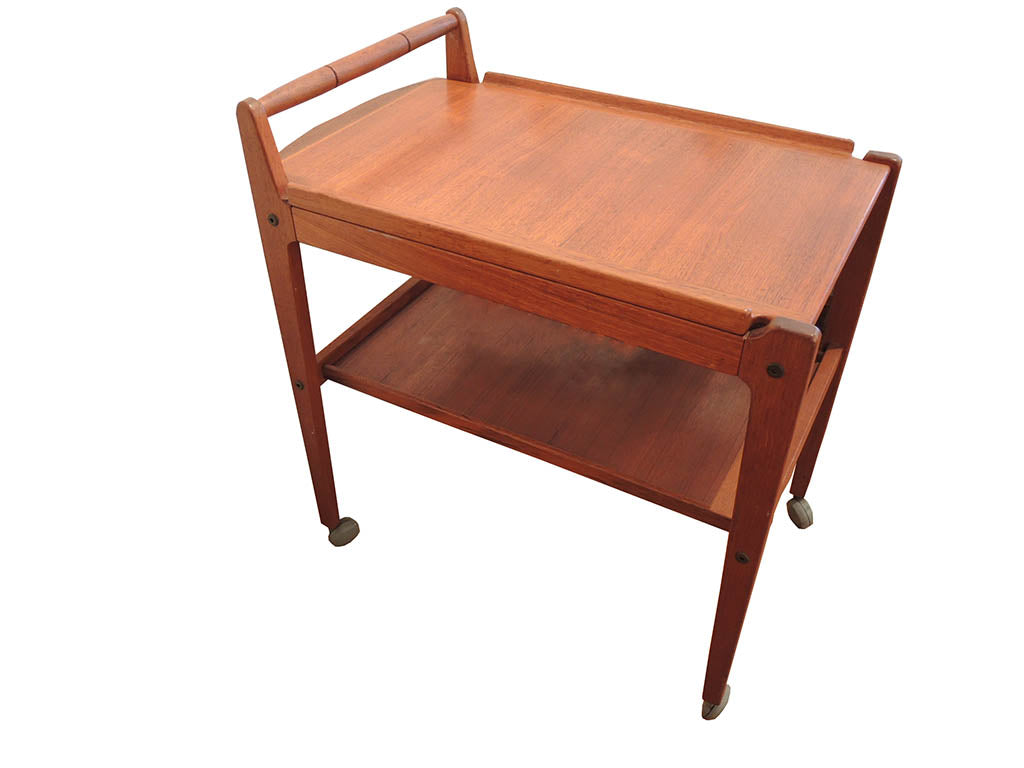 Teak Bar Cart_Jan_16