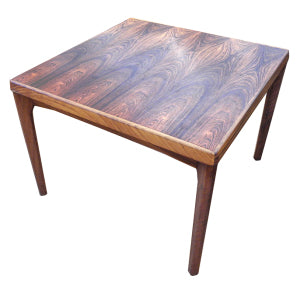rosewood coffee table LR