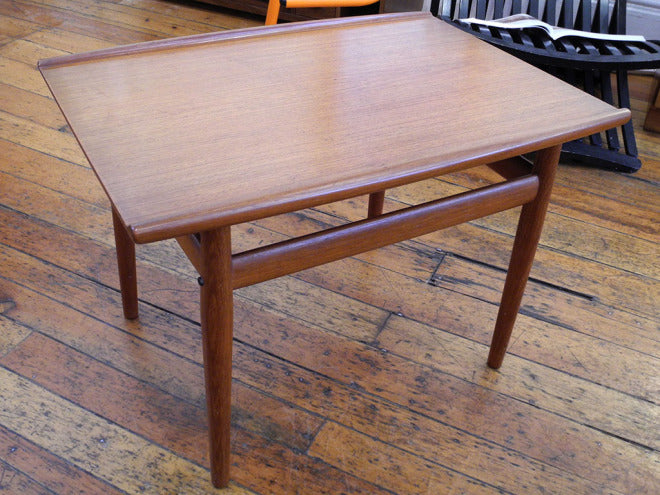 Grete Jalk Teak Side Table