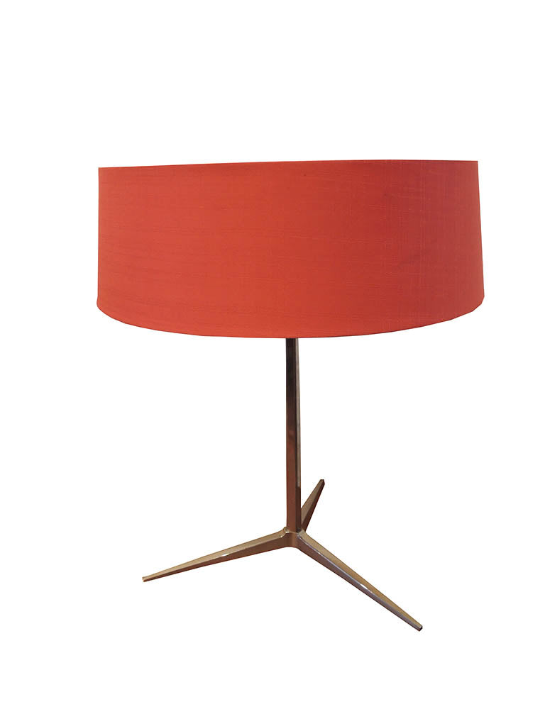 Warm Red Table Lamp_JM