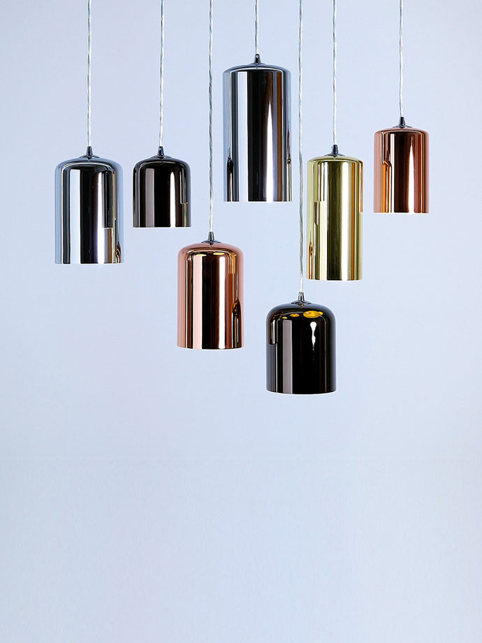 Tank Light — Plated