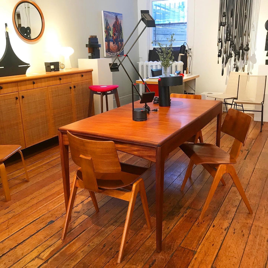 RARE. Teak Dining Table