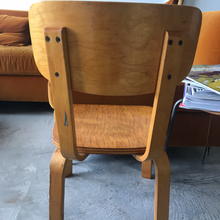 RARE Canadian Schoolroom Chair