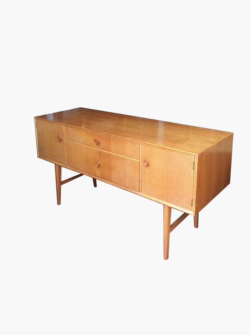 Lovely British Teak Console