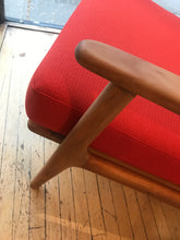 1960s Birch Lounge Chair