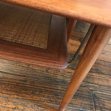 France & Son Solid Teak Coffee Table