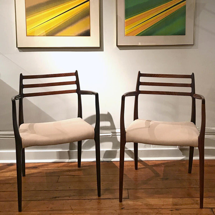 Model 62 Møller Chairs