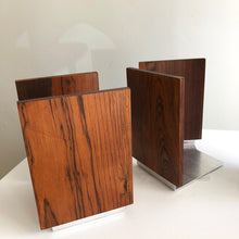 Danish Rosewood Bookends