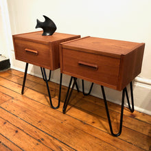 Teak Night Stands