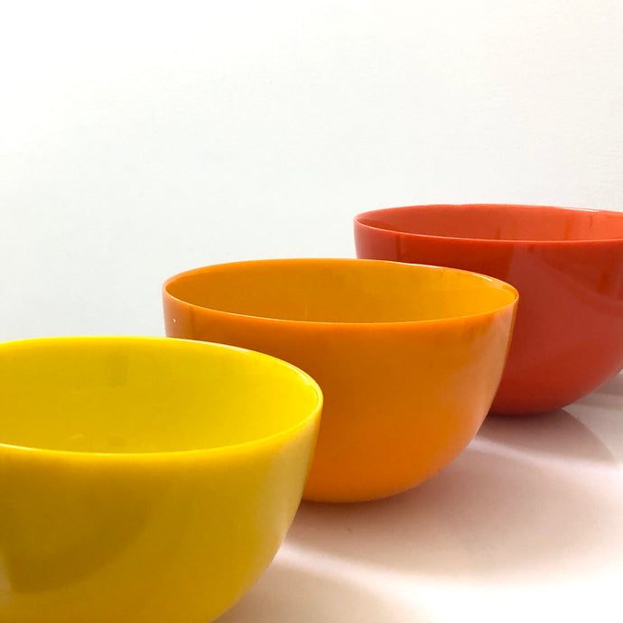 Colora Art Glass Bowls