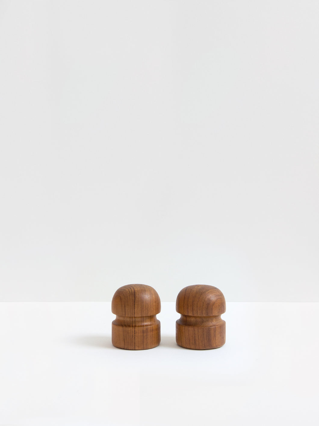 Wood Salt + Pepper Shakers