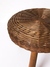 Tony Paul Rattan Stool