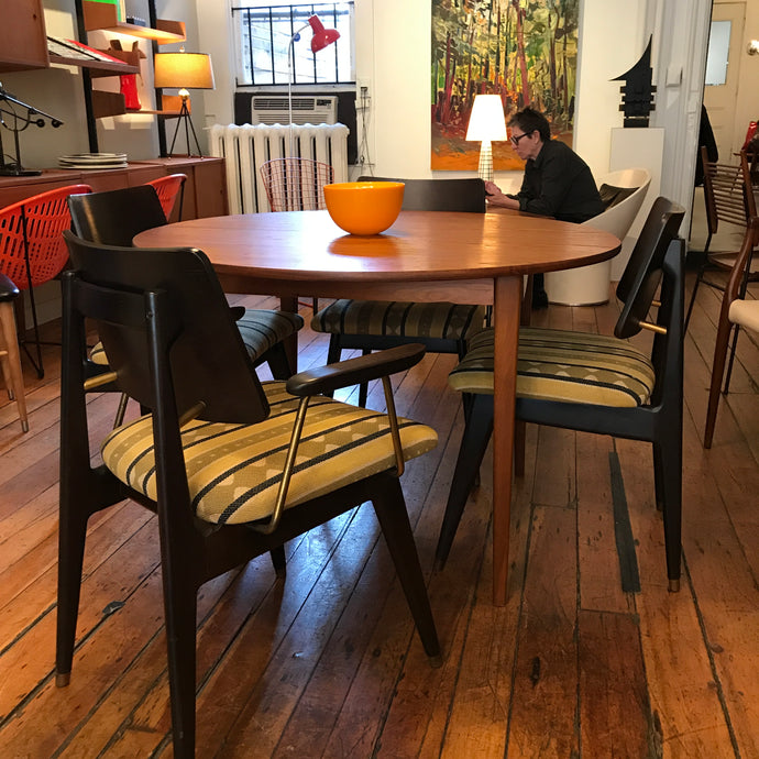 RARE. Jan Kyupers Dining Chairs