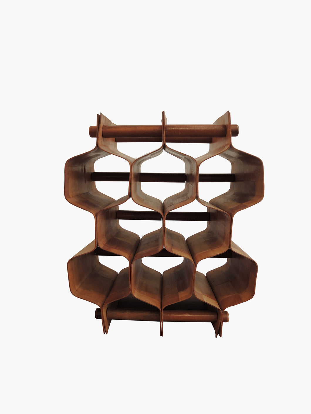 Wine Rack by Torsten Johansson