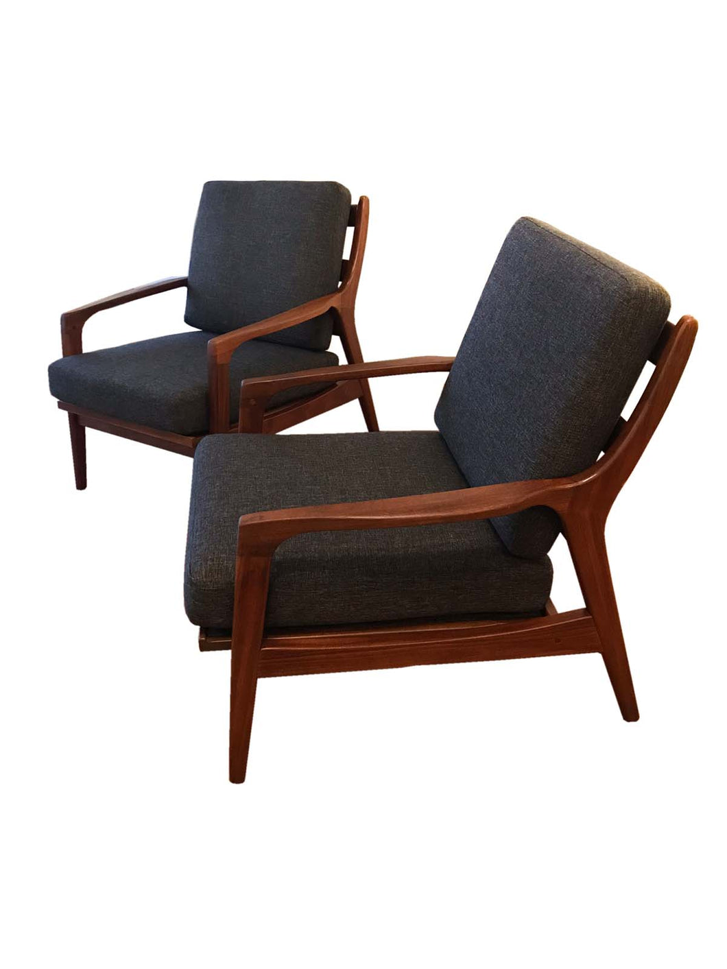 Jan Kyupers Lounge Chairs