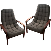 Huber Lounge Chairs
