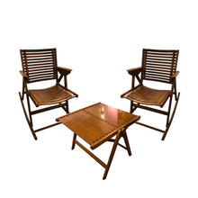 Rex Rocking Chairs & Table