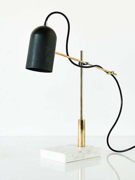 Black Catherine Lamp