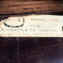 RARE. R. Huber Lounge Chair