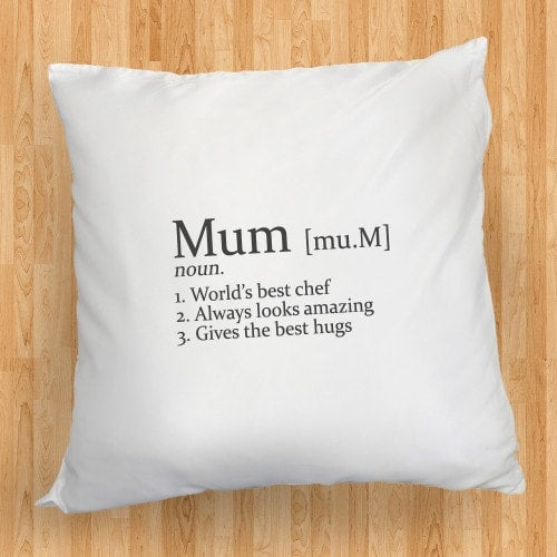 Mum Definition Cushion Cover