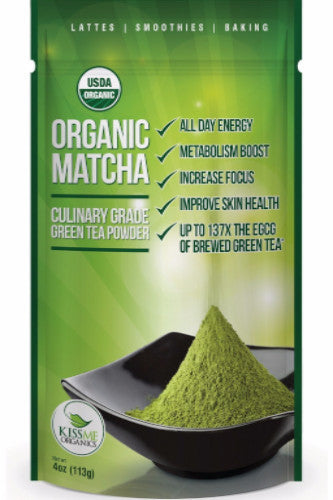 Culinary Matcha Powder - 4 oz.
