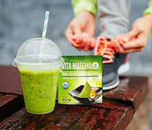 Vita Matcha Vitamin Infused Natural Detoxifier and Fat Burner