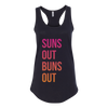Suns Out Buns Out Women's Tank
