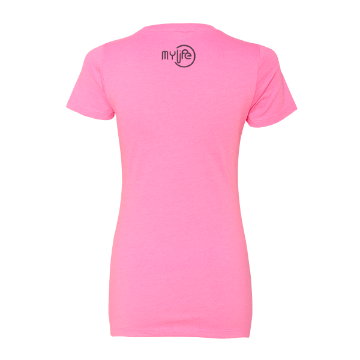 My Rack Women's Crew Tee