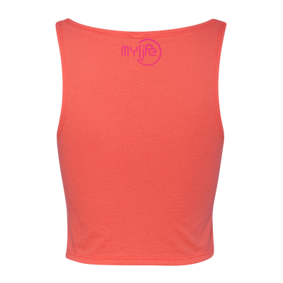 Suns Out Guns Out Women's Cropped Tank