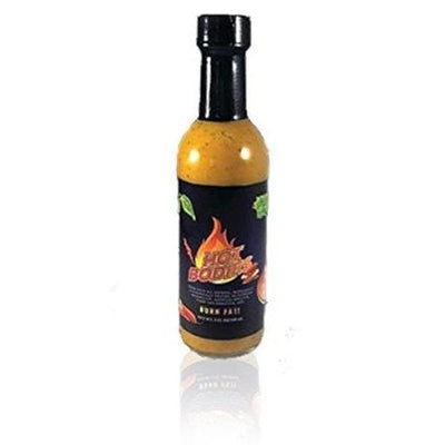 HOT BODIES: ALL NATURAL ZERO CALORIE, ZERO CARB, ZERO SUGAR, FAT BURNING HOT MUSTARD SAUCE AND MARINADE