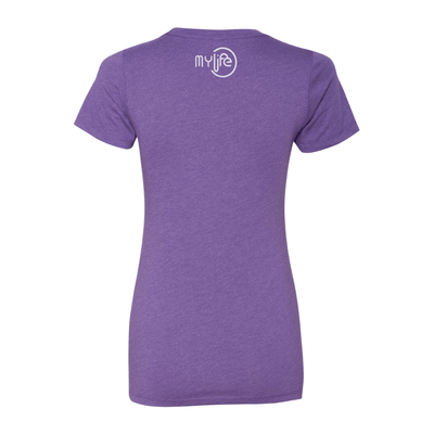 Prep Is Life Women's Crew Tee