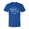 Stay Humble Hustle Hard Unisex Crew Tee
